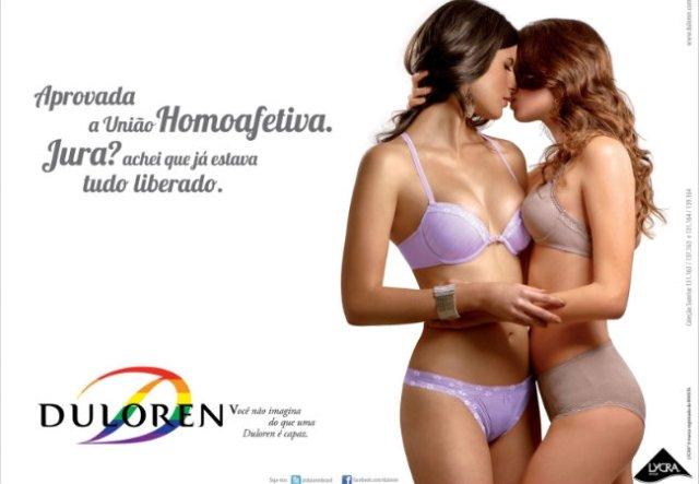 propaganda-duloren homoafetiva lesbica
